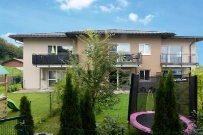 """Charmante 3-Zimmer Balkonwohnung Oberwang bei Mondsee """"Mitten in der Ruhe - Ihr Familienglück wartet bereits auf Sie"""""""