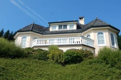 """Imposantes Luxusanwesen in Bestlage am Attersee """"Seeblick-Villa für Ruhesuchende und Naturliebhaber"""""""