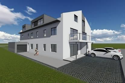 "Neubauprojekt Hörsching ""Gute Lage - Gute Laune"""