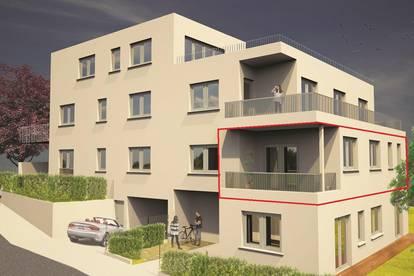 4 Zimmer mit Süd-West-Terrasse, auf der richtigen Seite der Mariatroster Straße! (Top 5)