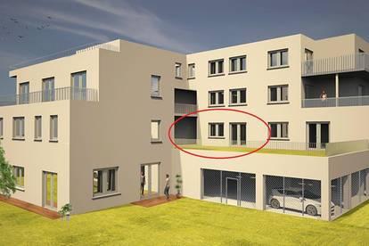 PROVISIONSFREI: 2 Zimmer mit Terrasse & Garten in Toplage! (Top 3)
