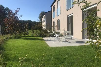 PROVISIONSFREI: Doppelhäuser am Thalersee! 4 Zimmer, Terrasse, Garten, Keller & Carport.