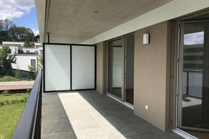 Tolle Lage in Waltendorf - 3-Zimmer-Wohnung mit großem Balkon. Erstbezug!