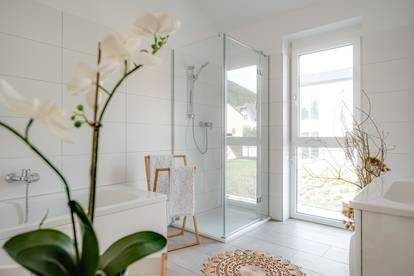 114m², Erstbezug, Provisionsfrei: 4 Zimmer, Terrasse/ Garten, Keller & Carport in Thal bei Graz!