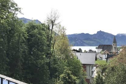 Ein Grundstück in Altmünster. Mit Seeblick. Und Traunstein. Zentrale Lage!