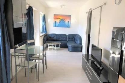 1,5-Zimmer-Wohnung mit Balkon