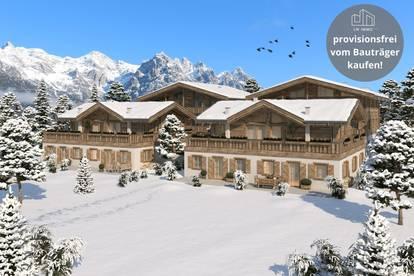 Neubau, Direktkauf vom Bauträger - Appartementanlage: Alpin Residenzen Buchensteinwand Top 1