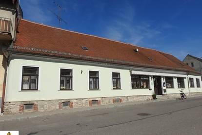 Gepflegtes Landgasthaus mit Fremdenzimmern und viel Potential in Sitzendorf an der Schmida!