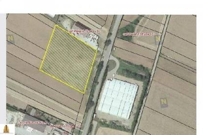 Betriebsgrundstück 7.100 m² in Schrick bei Wolkersdorf/Gaweinstal, Nähe Mistelbach 8,1 km!