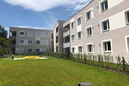 Neubauwohnung (Zweitbezug) in sonniger und ruhiger Siedlungslage von St. Georgen/Gusen! Wenige Schritte vom Marktweg entfernt! Provisionsfrei!