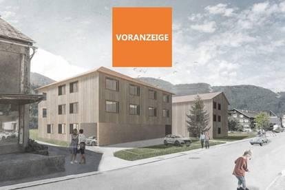 2-Zi.-Gartenwohnung - Schöner Wohnen in Bezau