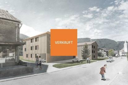 4-Zi.-Gartenwohnung - Schöner Wohnen in Bezau