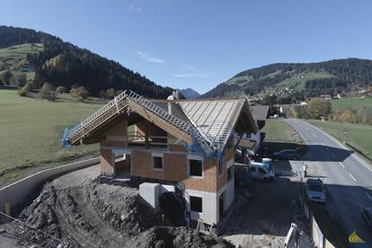 EINZIGARTIGE GELEGENHEIT: Einfamilienhaus im Rohbau in der Traum Lage Wildschönau mit 208 m² Wohnfläche zu verkaufen!
