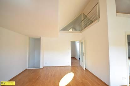"""""""LEOPOLDSKRON - Helle 3-Zimmer-Wohnung mit """"Haus im Haus""""-Charakter"""""""