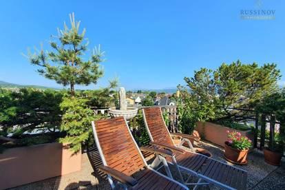 Traumhaftes Penthouse am Spitalberg #Maisonette #Garten