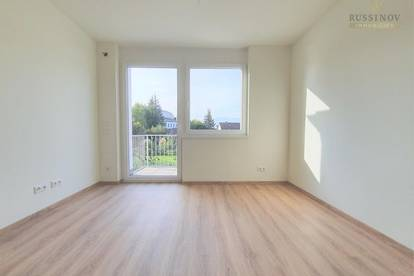 Erstbezugs 2-Zimmer Balkonwohnung in Uni- Seenähe | Top 6