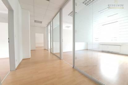 Repräsentative Büroräumlichkeiten direkt in der Innenstadt von Klagenfurt