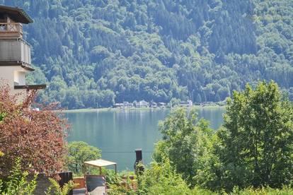 Stilvolle Altbau-Wohnung mit Blick auf den Ossiacher See