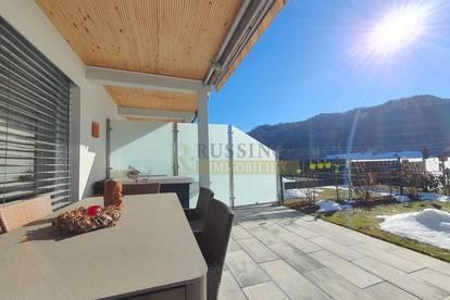 Neues Reihenhaus mit großzügiger Terrasse und Garten