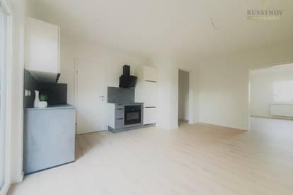 ERSTBEZUG 3-Zimmer-Dachgeschoss-Wohnung in Zentrumsnähe