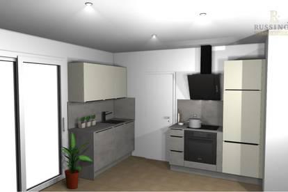 ERSTBEZUG 3-Zimmer-Wohnung in Zentrumsnähe