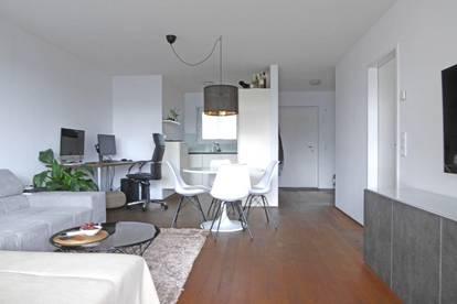 Hochwertige 2-Zimmerwohnung mit Terrasse