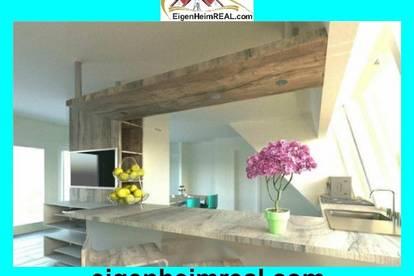 Exklusive 3-Zimmer-Dachgeschoßwohnung mit 2 Terrassen - Erstbezug