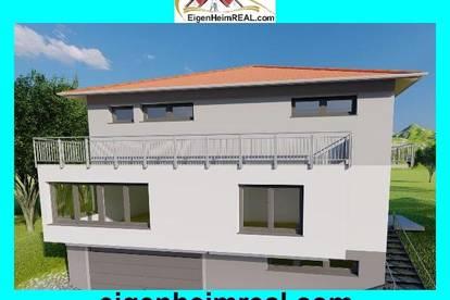 NEUBAU Stockhaus oder Bungalow mit Keller und Garage