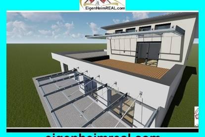 Einfamilienhaus NEUBAU - FRÜHJAHRSAKTION MIT Photovoltaikanlage - Provisionsfrei