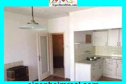 43 m² Mietwohnung