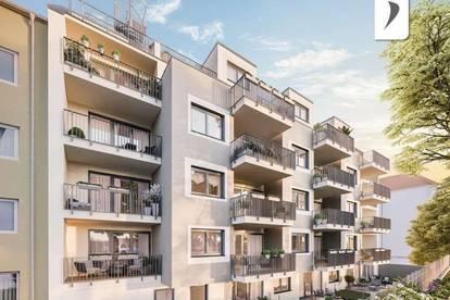 Ideale Anlegerwohnung: Hochwertige 2-Zimmer-Wohnung mit Terrasse & Garten
