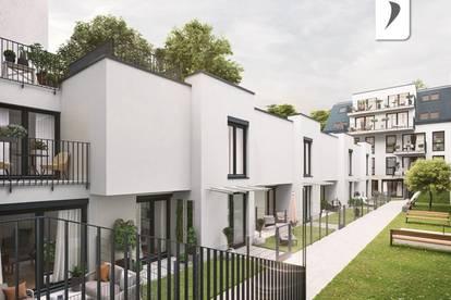 Funktionelle Anlegerwohnung: 2 Zimmer, Terrasse und en suite Badezimmer
