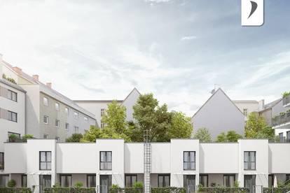 Townhaus über zwei Etagen mit Privatgarten