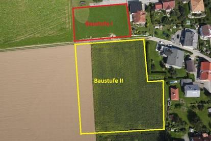 Sonnige Baugrundstücke in ruhiger Lage - Lendorf bei Spittal an der Drau