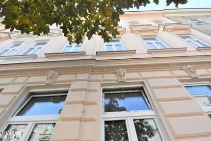 Ruhige Innenhof-Wohnung mit schöner Terrasse / Kurzzeitvermietung möglich!