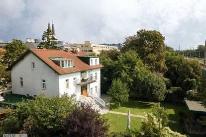 Exklusive Villa in bester Grünruhelage des 14. Bezirks!