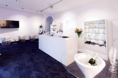 Exklusives Kosmetikinstitut in bestens frequentierter Lage