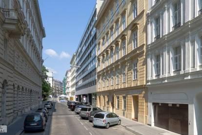 Büro/Ordination mit Straßenzugang nahe Oper