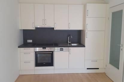 Reizende 2-Zimmer-Wohnung mit Einbauküche und Balkon