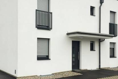 Reihenhaus im Bau in Neudörfl
