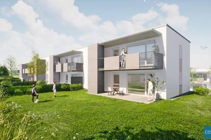 Familienwohnung mit Balkon im 1. OG / Top 2.08