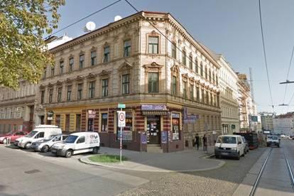 Anlageobjekt: 2 Geschäftslokale (ein Internet-Shop und ein Restaurant) zu verkaufen