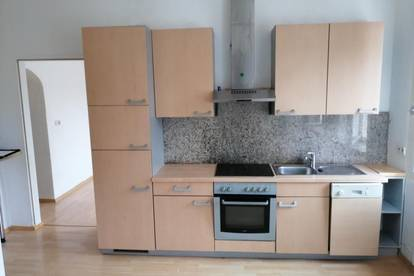 Helle 2-Zimmer Wohnung mit möglicher Gartenmitbenützung