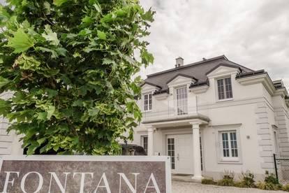 Vollmöblierte Villa im Golfresort Fontana