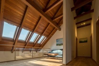 Neubau-Chalet mit russischer Banja / Sauna zu verkaufen