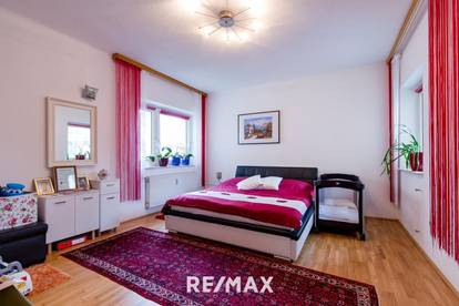 Gut aufgeteilte 5-Zimmer Wohnung mit Loggia
