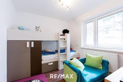 Moderne 3-Zimmer Wohnung mit Seeblick und Balkon