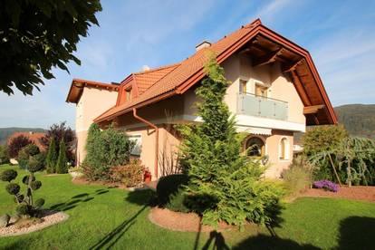 Schönes Wohnhaus mit Einliegerwohnung in Bestlage von Ferlach