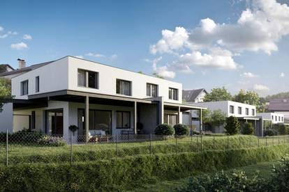 FAMILY LIFE - Wernberg! 1A-Neubau-Reihenhäuser in sonniger Lage!