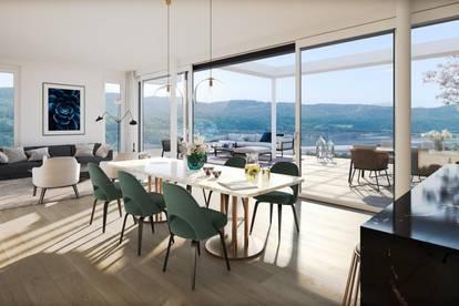 SEENSwert - Keutschach am See! Exklusives Penthouse mit Seeblick